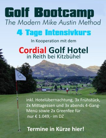 Golf Bootcamp Kitzbuehel